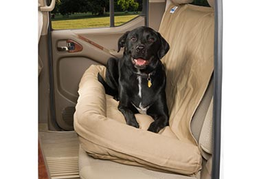 Land Rover Range Rover Canine Covers Back Seat Dog Bed