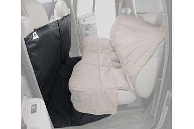 Volvo C70 Canine Covers Canvas CoverAll Seat Protector
