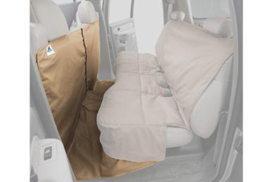 Lexus GX 470 Canine Covers Canvas CoverAll Seat Protector