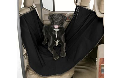 Mini Cooper Canine Covers Dog Rear Seat Hammock