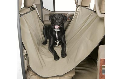 Ford F-250 Canine Covers Dog Rear Seat Hammock