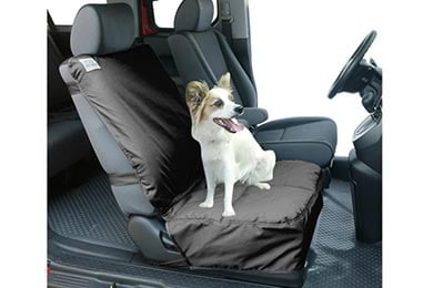 Lincoln Navigator Canine Covers Semi-Custom Canvas Bucket Seat Cover