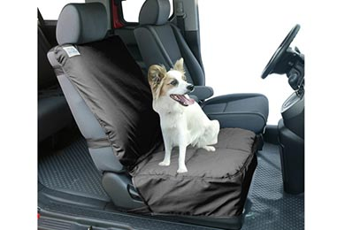 Nissan Titan Canine Covers Semi-Custom Canvas Bucket Seat Cover