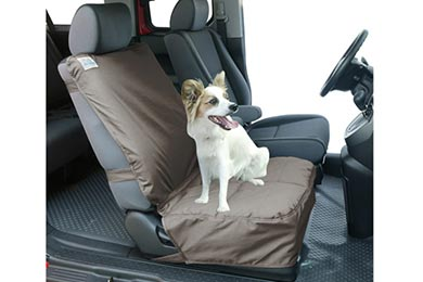 Hyundai Accent Canine Covers Semi-Custom Canvas Bucket Seat Cover