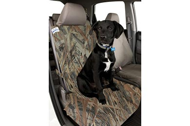 Canine Covers True Timber Camo Semi-Custom Canvas Bucket Seat Cover