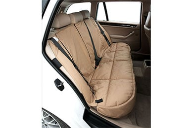 BMW X3 Canine Covers Custom Canvas Seat Covers