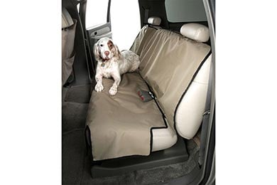 Toyota Tacoma Canine Covers Econo Canvas Covers
