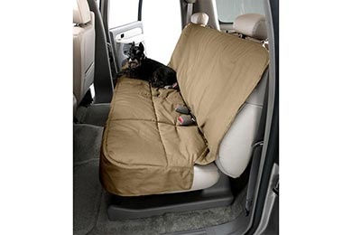 Hyundai Accent Canine Covers Semi-Custom Canvas Covers