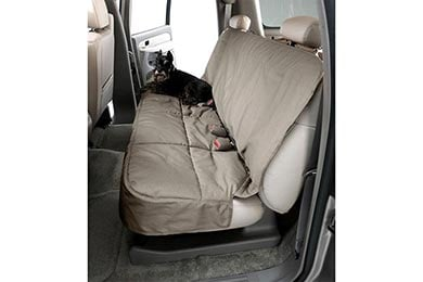 GMC Sierra Canine Covers Semi-Custom Canvas Covers