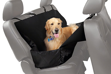 Hyundai Accent Coverking Pet Seat Protector