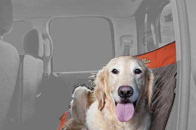 Dog Whisperer with Cesar Millan Bench Seat Cover
