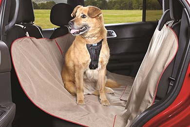 Nissan Titan Kurgo Heather Hammock and Dog Seat Cover