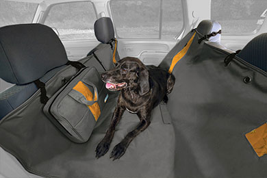 Chevy Colorado Kurgo Wander Dog Hammock