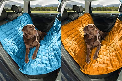 Lincoln Mark LT Kurgo Loft Dog Hammock Seat Cover