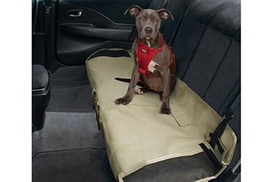 Suzuki XL7 Kurgo Shorty Bench Seat Cover