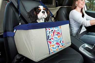 Jeep Patriot Kurgo Skybox Dog Booster Seat
