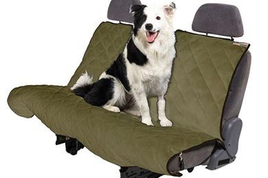 BMW X3 PetEgo Animal Basics Velvet Seat Cover