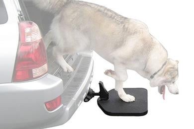 Honda Pilot PortablePET Twistep Dog Hitch Step