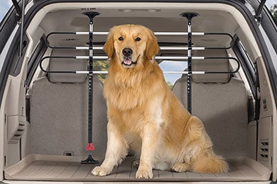 Suzuki XL7 WeatherTech Pet Barrier
