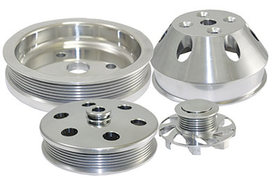 TruXP Performance Serpentine Conversion Pulley Kits