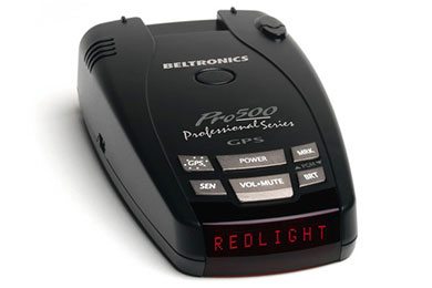 Jeep Grand Cherokee Beltronics Pro 500 Radar Detector