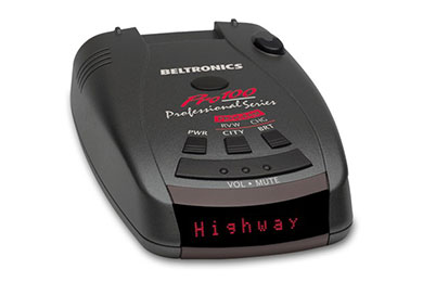 Beltronics Pro 100 Radar Detector