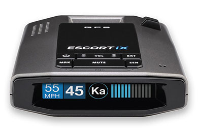 Dodge Journey Escort IX Radar Detector