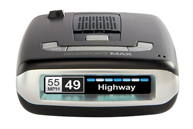 BMW X5 Escort PASSPORT Max Radar Detector