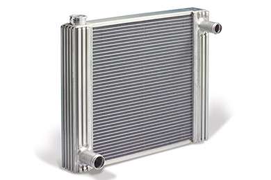Plymouth Duster Flex-a-lite Universal Aluminum Radiators