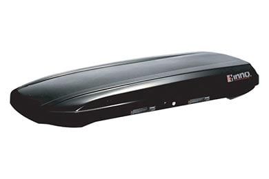 Nissan Pathfinder INNO Shadow Roof Cargo Box