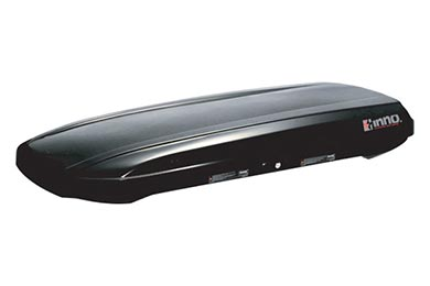 Infiniti G20 INNO Shadow Roof Cargo Box