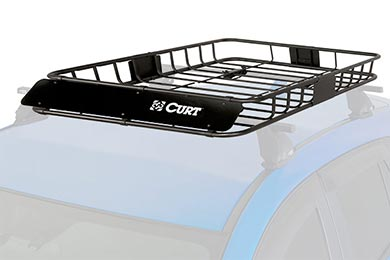 Mazda Tribute CURT Roof Mounted Cargo Rack