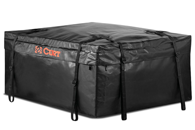 Jeep Liberty CURT Waterproof Rooftop Basket Cargo Bags