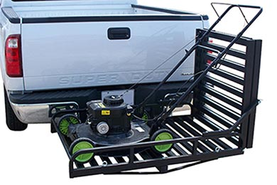 Toyota Tacoma Great Day Hitch-N-Ride Rampup Cargo Carrier