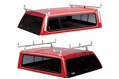 Chevy Colorado Hauler Racks Universal Cap Rack