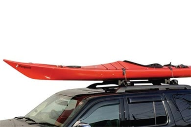 Volkswagen Touareg INNO Locking Kayak, Canoe, SUP & Surf Rack