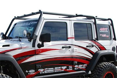 MBRP Roof Rack System