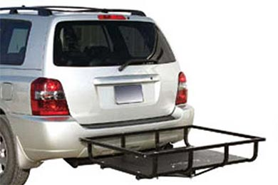 Pro Series GearCage Solid Floor Hitch Cargo Carriers