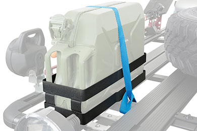 Pontiac G6 Rhino-Rack Jerry Can Holder