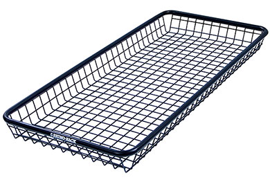 Volkswagen Golf Rhino-Rack Steel Mesh Basket