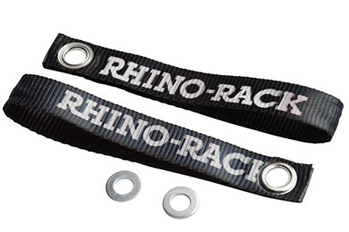 Ford Mustang Rhino-Rack Anchor Straps
