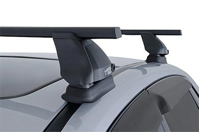 Infiniti G37 Rhino-Rack Euro Square Bar Roof Rack
