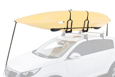 Ford Fusion Rhino-Rack J-Style Kayak Carrier