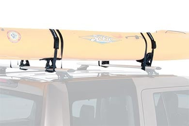 Honda Pilot Rhino-Rack Nautic Series Canoe & Kayak Carrier