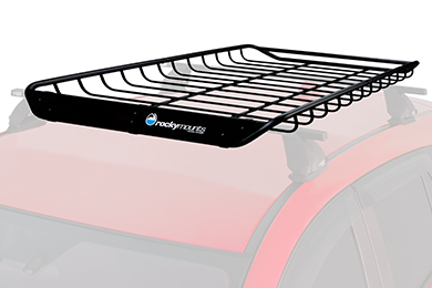 Jeep Liberty RockyMounts 14'er Cargo Cage Roof Mount Basket