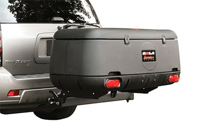 Infiniti G37 ROLA Adventure System Hitch Cargo Box