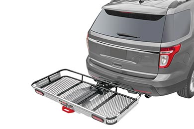 ROLA Dart Premium Folding Hitch Mounted Cargo Carrier