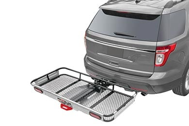 Toyota Tacoma ROLA Dart Premium Folding Hitch Mounted Cargo Carrier