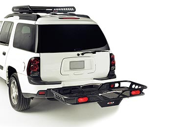 Toyota Tacoma ROLA Hitch Mounted Cargo Carriers