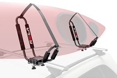 Jeep CJ ROLA J-Rac J Style Kayak Carrier